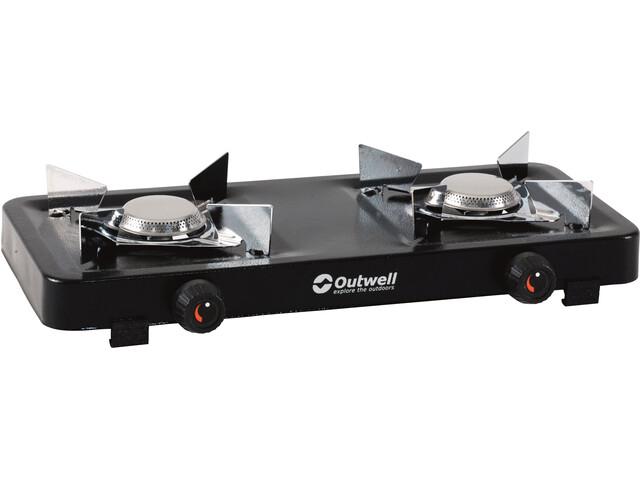 Outwell Appetizer 2 Burner Réchaud pliant